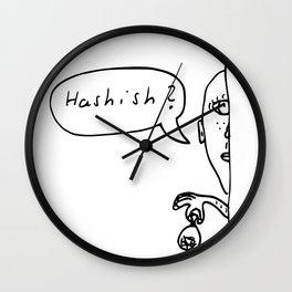 Thx I´m good... Wall Clock
