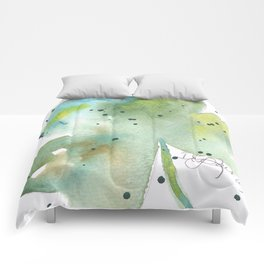 St. Patty's Day Clover Comforters