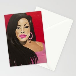 NIECY NASH BY ROBERT DALLAS Stationery Cards