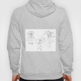 Country Mouse Hoody