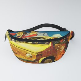 Lupin Fanny Pack