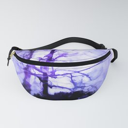Nature And Mankind Fanny Pack