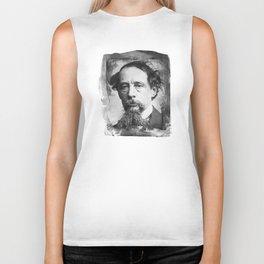Charles Dickens Biker Tank