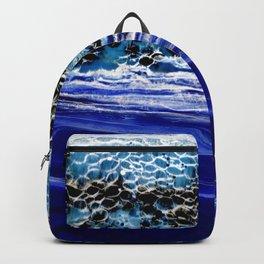 ...blurred line of horizons Backpack