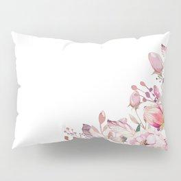 Boho Flowers Pillow Sham