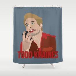 Todd Kraines v2 Shower Curtain