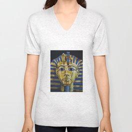 King Tutankhamun Unisex V-Neck