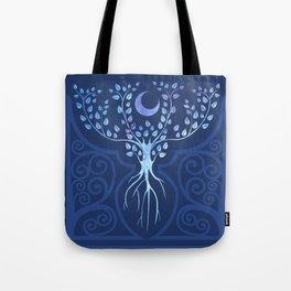 Tree of Ioannu Tote Bag