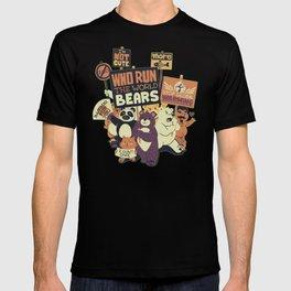 Who Run The World Bears XXX T-shirt