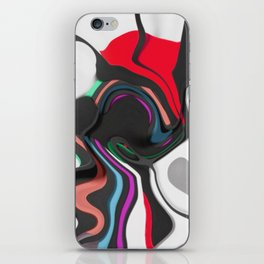 The Dance iPhone Skin
