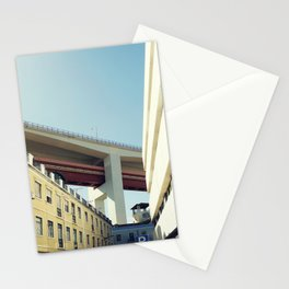 Lisboa Under The Bridge Stationery Cards
