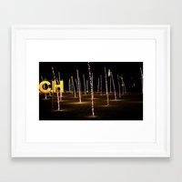 christ Framed Art Prints featuring CHRIST XXI by Sébastien BOUVIER