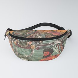 This is American Childish World Tour gambino 24 March 2019 Fanny Pack