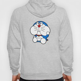 Doraemon Fat Hoody
