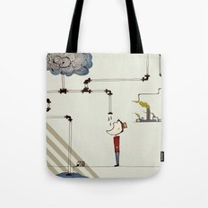 cycle Tote Bag