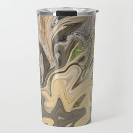 Shattered Earth Travel Mug