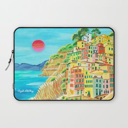 CINQUE TERRE   ITALY Laptop Sleeve