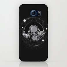 Black Hole Galaxy S7 Slim Case
