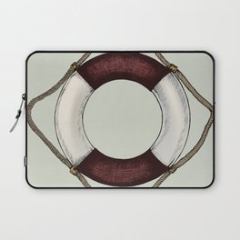 Nautical Laptop Sleeve