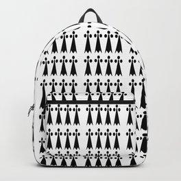 Hermine -Ermine-armino 2 Backpack