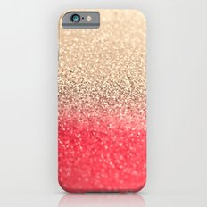 GOLD CORAL Slim Case iPhone 6