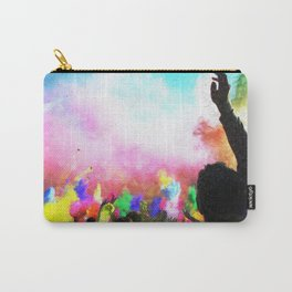 Holi Colors Carry-All Pouch