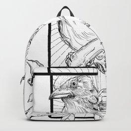 Bin Bin Bird Backpack