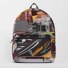 City at night Backpack