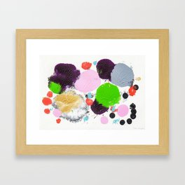 Art abstract 2 Framed Art Print