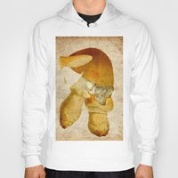 the mortal instruments Hoodies featuring Mortal mushroom by Ganech joe