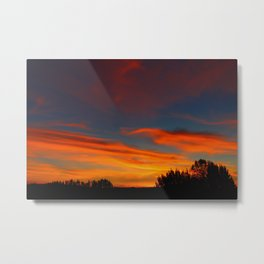 Sunrise Haven Metal Print