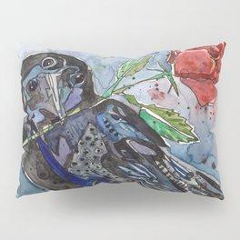Three Eyed Raven Pillow Sham