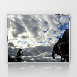 Cover Your Eyes Laptop & iPad Skin