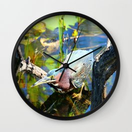 I Can Wait Forever Wall Clock