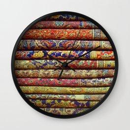The Grand Bazaar Wall Clock