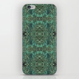 zakiaz forest iPhone Skin