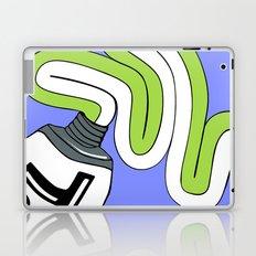 Toothpaste Laptop & iPad Skin