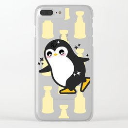 Peng-wins Clear iPhone Case