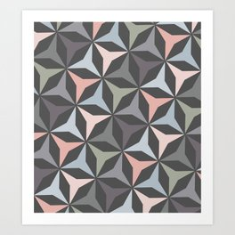 pattern - april/12 Art Print
