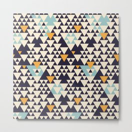 Pattern # 2 Metal Print