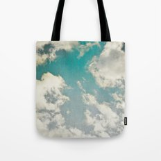 Clouds 026 Tote Bag