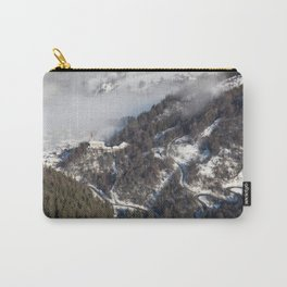 Saint Michel Church of Landry Carry-All Pouch