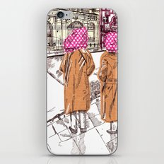 Edgware Road iPhone & iPod Skin