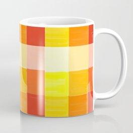Sunny Patchwork Coffee Mug