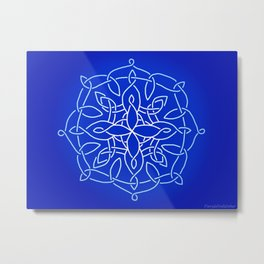 Christmas Artwork #5 (2018) Metal Print