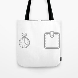 CROSS YOURSELF Saint Tote Bag