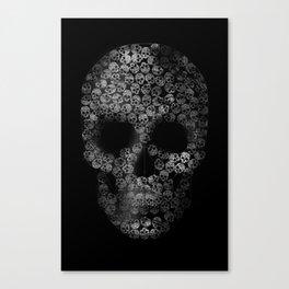 apotheosis of war Canvas Print