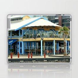 The blue Restaurant Laptop & iPad Skin