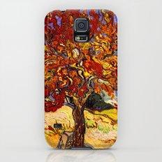 Vincent Van Gogh Mulberry Tree Galaxy S5 Slim Case
