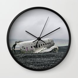 Phantom Flight Wall Clock